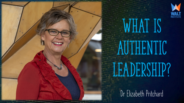 Authentic Leadership Is About YOU!