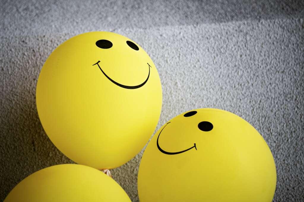 Smiling Baloons