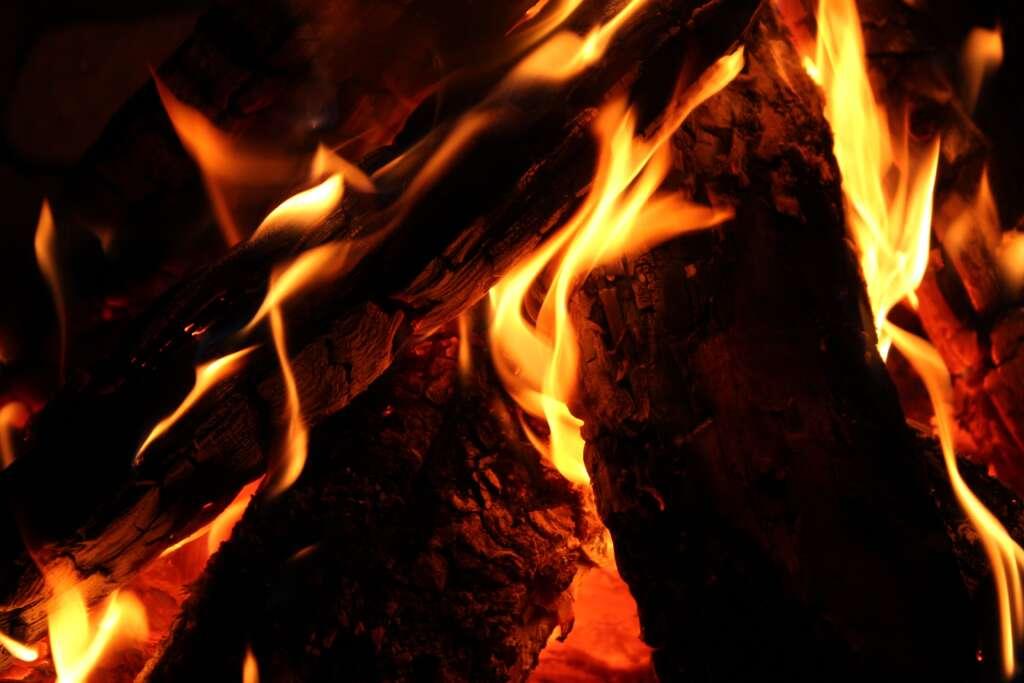 Fire up.